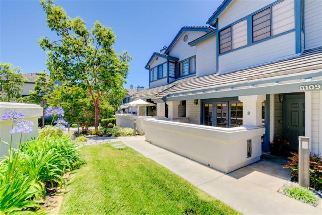 8109 Via Kino #2, San Diego, CA 92122 (#190040010) :: Neuman & Neuman Real Estate Inc.