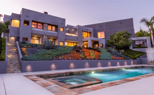 6785 Las Ventanas, Rancho Santa Fe, CA 92067 (#190040067) :: Coldwell Banker Residential Brokerage