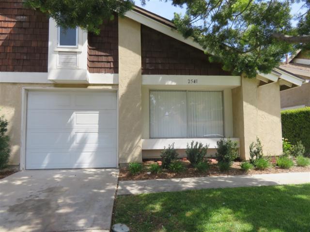 2541 Crosshaven Ln, San Diego, CA 92139 (#190040082) :: Neuman & Neuman Real Estate Inc.
