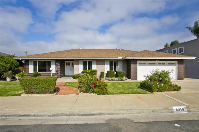 6316 Lake Shore Dr., San Diego, CA 92119 (#190040140) :: Cane Real Estate