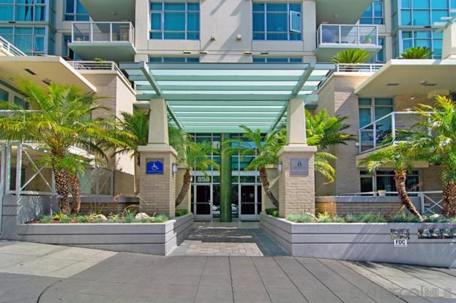 850 Beech St #1401, San Diego, CA 92101 (#190040167) :: The Yarbrough Group