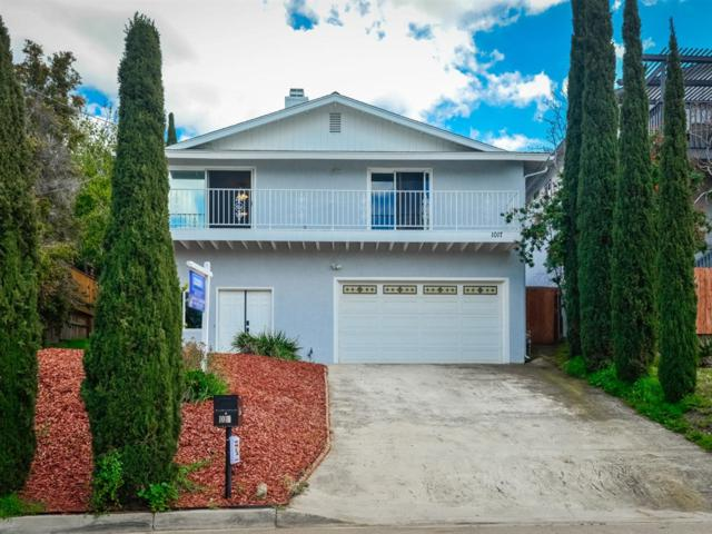 1017 Portola Ave, Spring Valley, CA 91977 (#190040226) :: Pugh | Tomasi & Associates