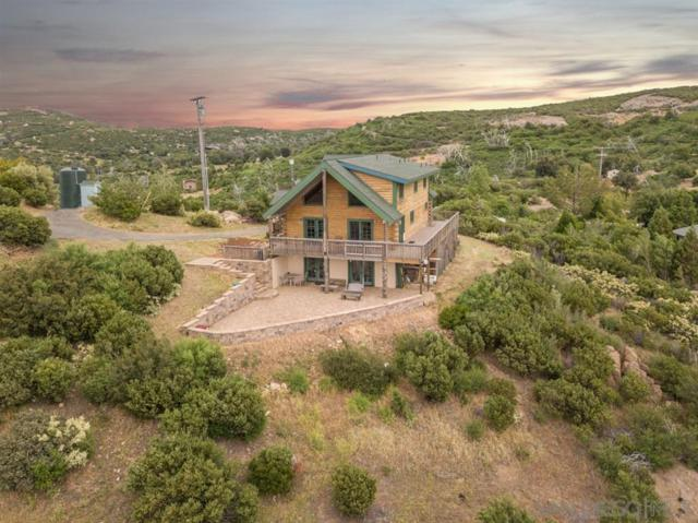 17180 Mile High Rd, Julian, CA 92036 (#190040283) :: Neuman & Neuman Real Estate Inc.
