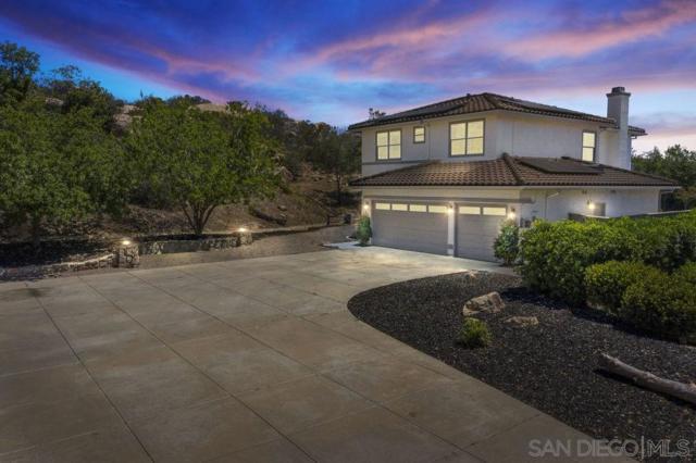 16792 Vista Summit, Ramona, CA 92065 (#190040326) :: Coldwell Banker Residential Brokerage