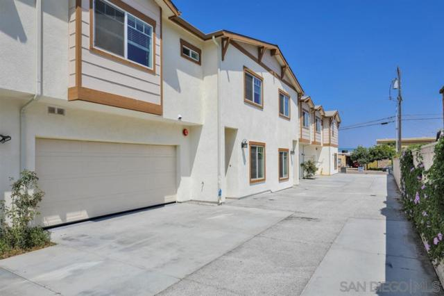 1325-1331 Holly Avenue, Imperial Beach, CA 91932 (#190040365) :: Keller Williams - Triolo Realty Group