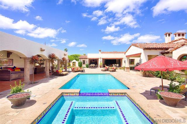 6900 Via Del Charro, Rancho Santa Fe, CA 92067 (#190040434) :: The Yarbrough Group