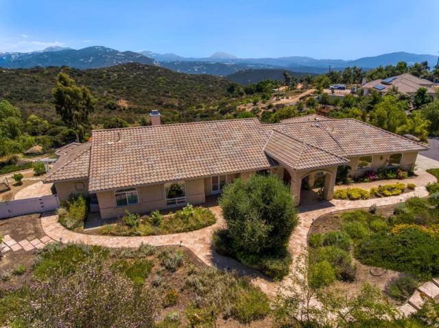 2155 Corte Plata Espuela, Alpine, CA 91901 (#190040508) :: Neuman & Neuman Real Estate Inc.