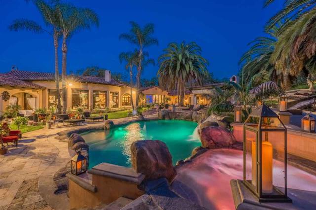 Rambla De Las Flores, Rancho Santa Fe, CA 92067 (#190040516) :: Farland Realty
