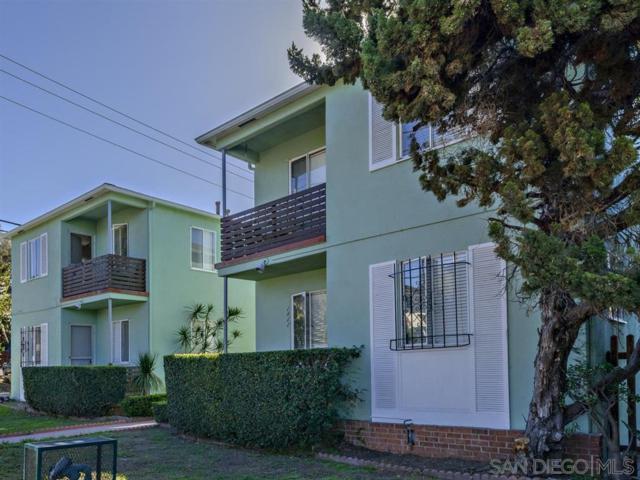 1411 Tyler, San Diego, CA 92103 (#190040537) :: Coldwell Banker Residential Brokerage