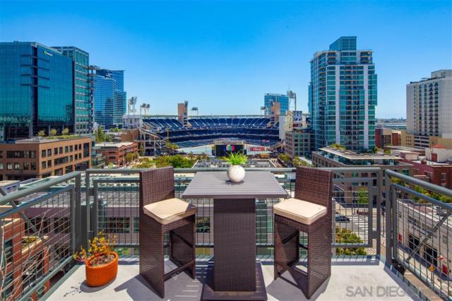 877 Island Avenue #908, San Diego, CA 92101 (#190040615) :: Dannecker & Associates