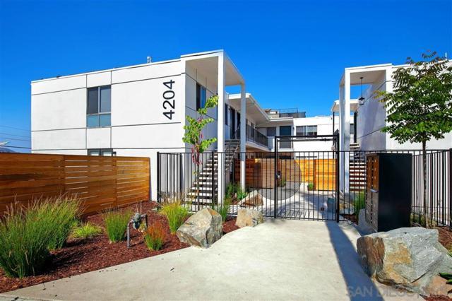 4204 Campus, San Diego, CA 92103 (#190040623) :: Coldwell Banker Residential Brokerage