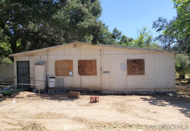 25820 Potrero Park Dr, Potrero, CA 91963 (#190040638) :: Neuman & Neuman Real Estate Inc.
