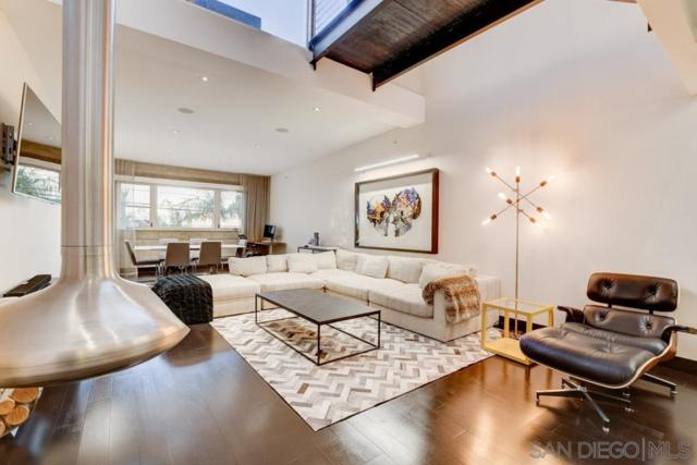 3033 India St. #6, San Diego, CA 92103 (#190040678) :: The Yarbrough Group