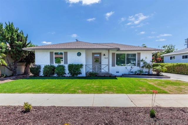 1633 Burroughs St, Oceanside, CA 92054 (#190040692) :: Neuman & Neuman Real Estate Inc.