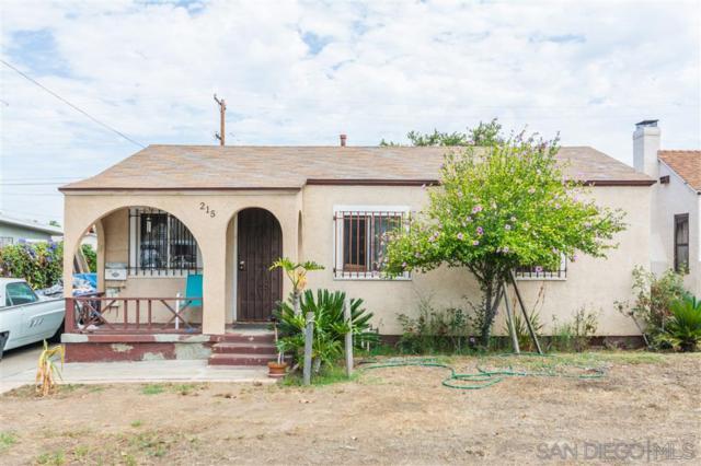 215 G St, Chula Vista, CA 91910 (#190040711) :: Neuman & Neuman Real Estate Inc.