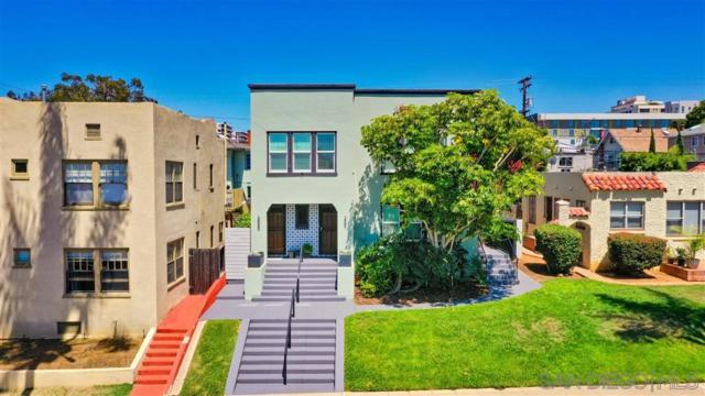 3579-85 Third Avenue, San Diego, CA 92103 (#190040846) :: Coldwell Banker Residential Brokerage