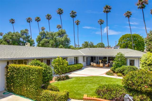 355 Via Del Norte, La Jolla, CA 92037 (#190041074) :: Neuman & Neuman Real Estate Inc.