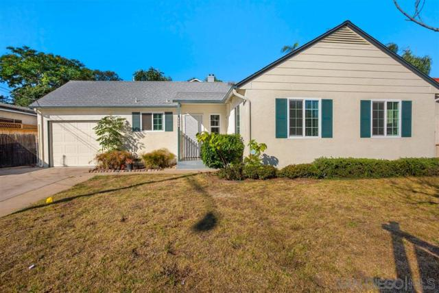 3341 Fairway Dr, La Mesa, CA 91941 (#190041107) :: Neuman & Neuman Real Estate Inc.