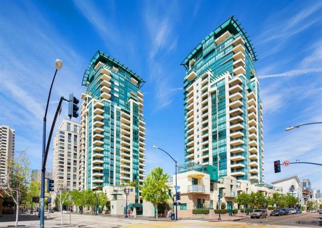 510 1St Ave #1902, San Diego, CA 92101 (#190041555) :: Compass