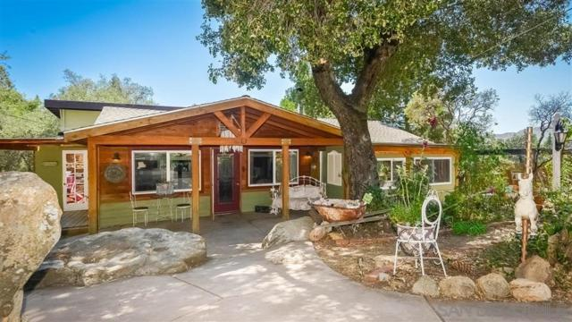 25152 Manzanita Ln, Descanso, CA 91916 (#190041692) :: Neuman & Neuman Real Estate Inc.