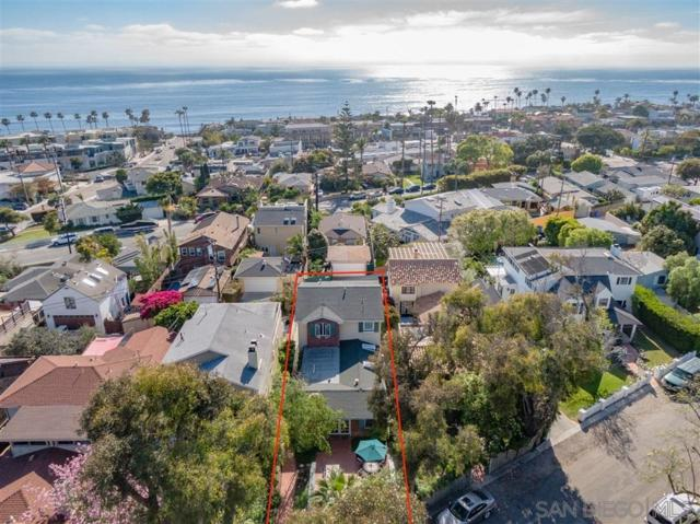 5530 Beaumont Ave, La Jolla, CA 92037 (#190041752) :: Coldwell Banker Residential Brokerage