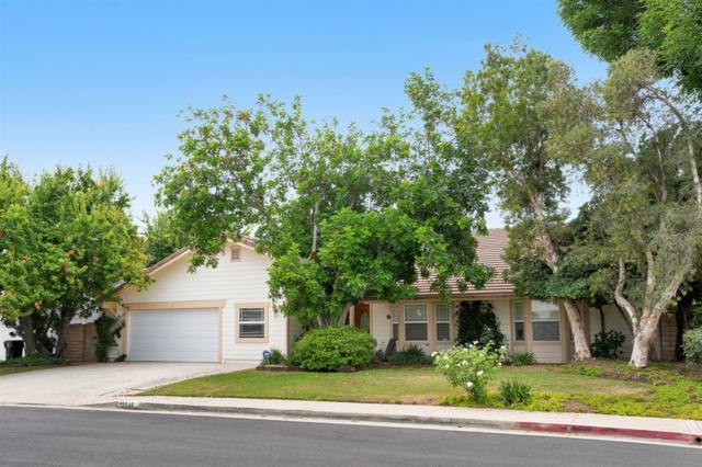 19846 Dina Pl, Chatsworth, CA 91311 (#190041784) :: Neuman & Neuman Real Estate Inc.