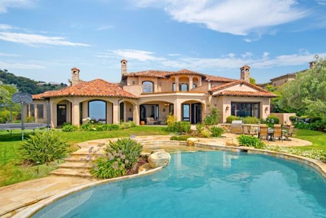 8018 Camino De Arriba, Rancho Santa Fe, CA 92067 (#190041938) :: Coldwell Banker Residential Brokerage