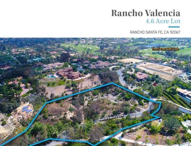 000 Rancho Valencia Vista #000, Ranch Santa Fe, CA 92067 (#190042257) :: Neuman & Neuman Real Estate Inc.