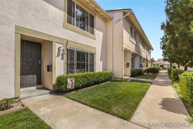1542 Sonora Dr #289, Chula Vista, CA 91911 (#190042271) :: Neuman & Neuman Real Estate Inc.