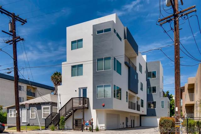 4234 A 4th Ave, San Diego, CA 92103 (#190042298) :: Dannecker & Associates