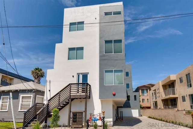 4236 B 4th Ave, San Diego, CA 92103 (#190042309) :: Dannecker & Associates