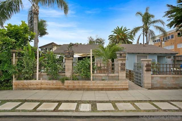436 Nautilus, La Jolla, CA 92037 (#190042327) :: Neuman & Neuman Real Estate Inc.