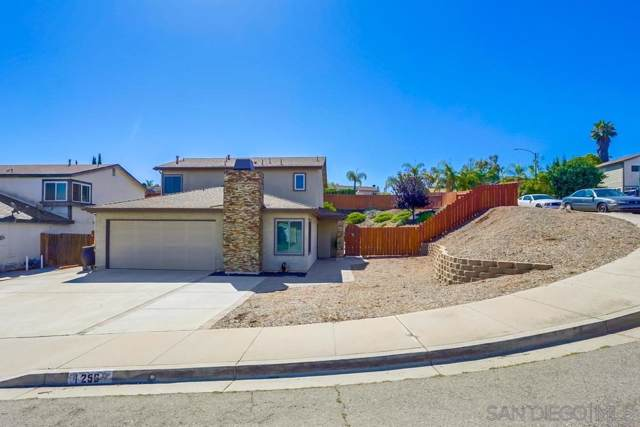 1256 Titan Ct., Escondido, CA 92026 (#190042344) :: Neuman & Neuman Real Estate Inc.