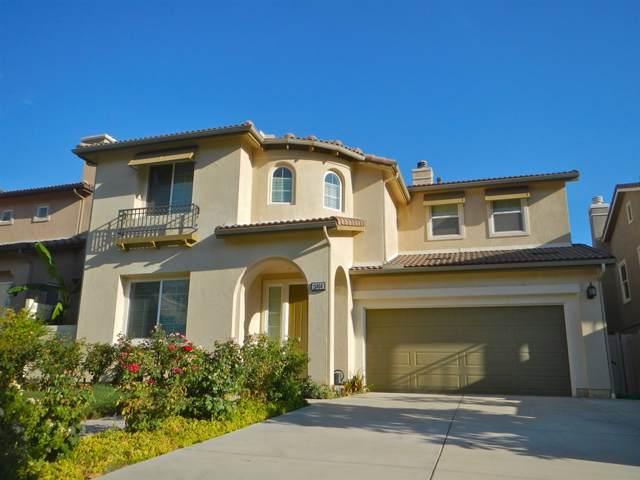 15958 Thompson Ranch, Canyon Country, CA 91387 (#190042399) :: Neuman & Neuman Real Estate Inc.