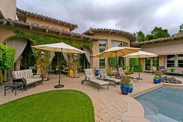 18394 Calle La Serra, Rancho Santa Fe, CA 92091 (#190042591) :: Coldwell Banker Residential Brokerage