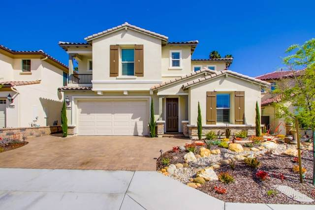 449 Cota Lane, Vista, CA 92083 (#190042615) :: Neuman & Neuman Real Estate Inc.