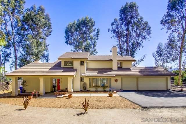 610 Sun Meadow Drive, El Cajon, CA 92020 (#190042784) :: Neuman & Neuman Real Estate Inc.