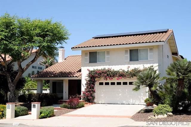 654 San Mario Dr, Solana Beach, CA 92075 (#190042938) :: Neuman & Neuman Real Estate Inc.