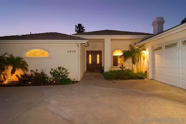 4826 La Cruz Drive, La Mesa, CA 91941 (#190042954) :: Neuman & Neuman Real Estate Inc.