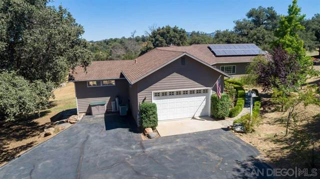 3351 Quail Hollow Rd, Julian, CA 92036 (#190043055) :: Whissel Realty
