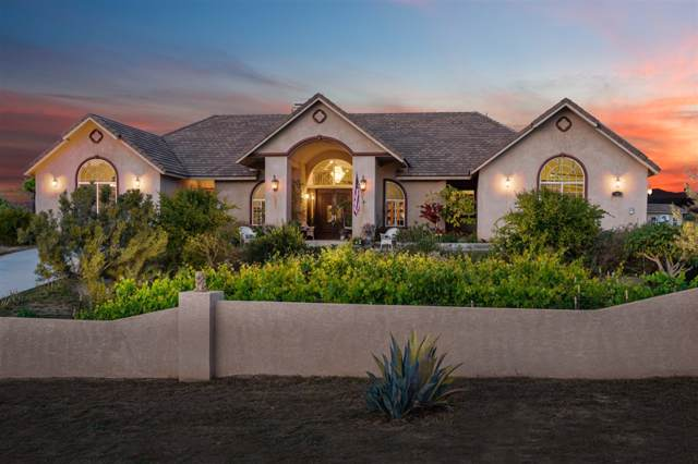14953 Chemise Creek Rd, Ramona, CA 92065 (#190043085) :: Neuman & Neuman Real Estate Inc.