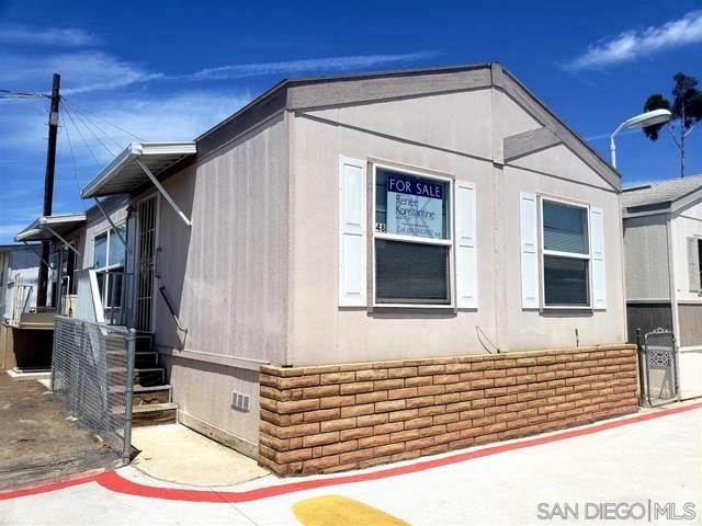 1165 Hollister St #48, San Diego, CA 92154 (#190043291) :: Neuman & Neuman Real Estate Inc.