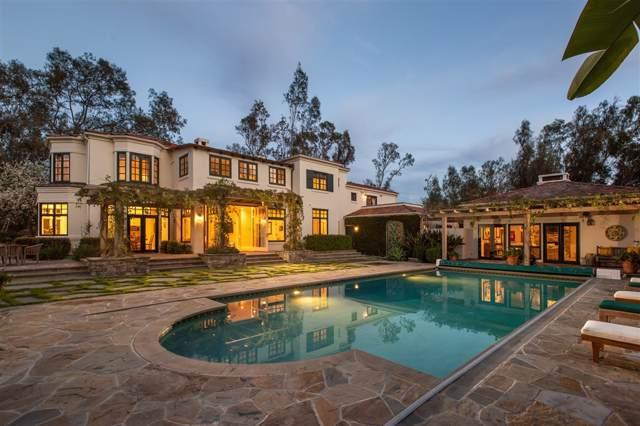 15656 La Madreselva, Rancho Santa Fe, CA 92067 (#190043306) :: Neuman & Neuman Real Estate Inc.