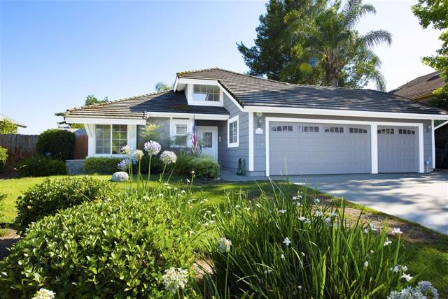 13365 Twin Circle Court, Poway, CA 92064 (#190043352) :: Whissel Realty