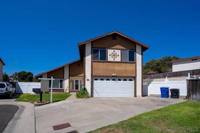 1663 Point Sur Ct, Chula Vista, CA 91911 (#190043372) :: Neuman & Neuman Real Estate Inc.
