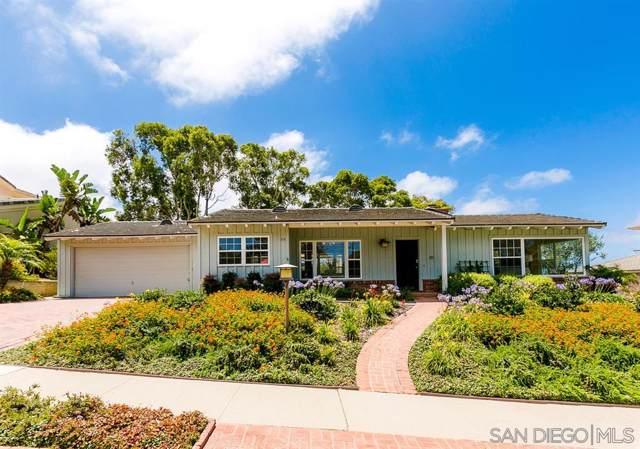 1151 W Muirlands Dr, La Jolla, CA 92037 (#190043375) :: Neuman & Neuman Real Estate Inc.