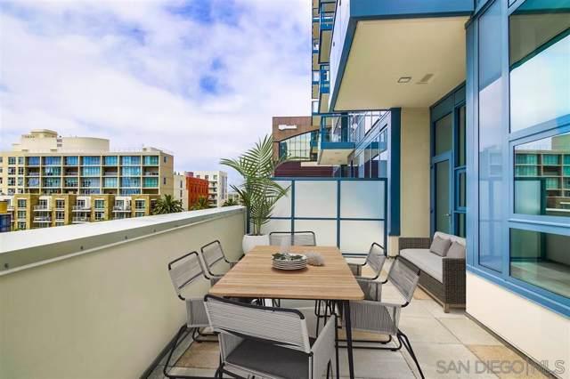 1388 Kettner Blvd #411, San Diego, CA 92101 (#190043398) :: The Yarbrough Group