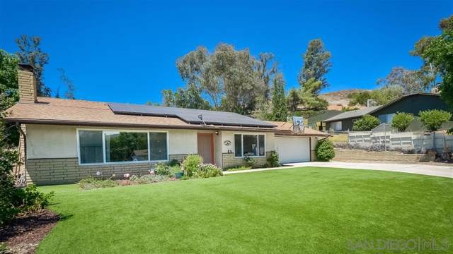 13366 Scotsman Rd, Lakeside, CA 92040 (#190043419) :: Whissel Realty