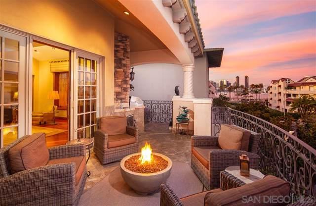 120 C Avenue #307, Coronado, CA 92118 (#190043425) :: Coldwell Banker Residential Brokerage