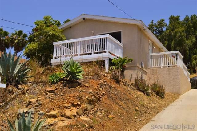 1221 Coronado Ave, Spring Valley, CA 91977 (#190043589) :: Cane Real Estate